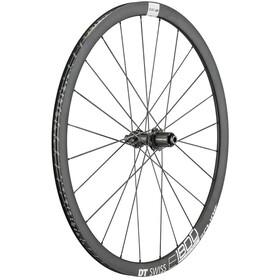 "DT Swiss E 1800 Spline 32 Rear Wheel 28"" Disc CL 142/12mm Thru-Axle, zwart"